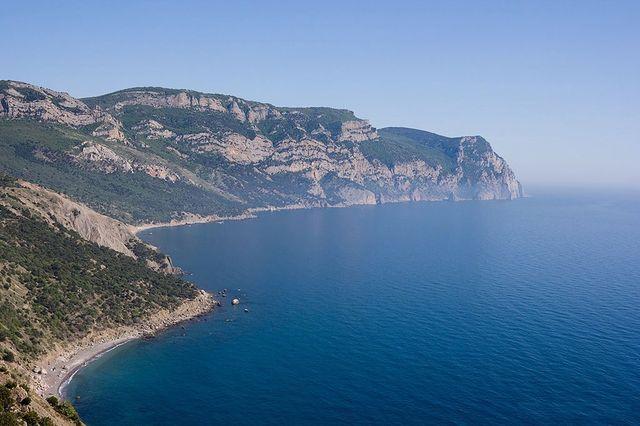 Разнообразная красота Крыма