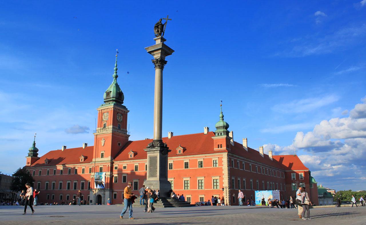 Варшава картинки достопримечательности, для