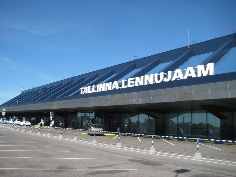 original - Воздушная гавань Таллина была эвакуирована