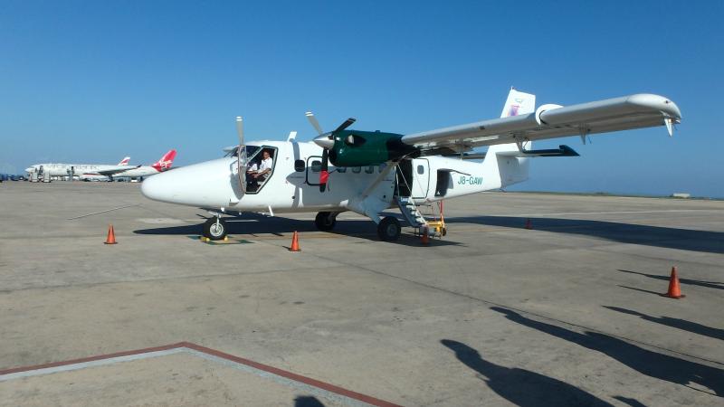 palm island plane - Аэропорт Палм Айленд Австралия коды IATA: PMK, ICAO: YPAM