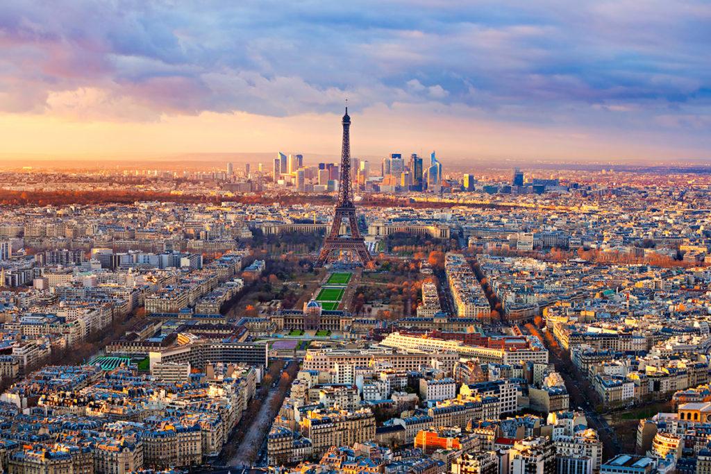 paris 1024x683 - Поездка в Париж