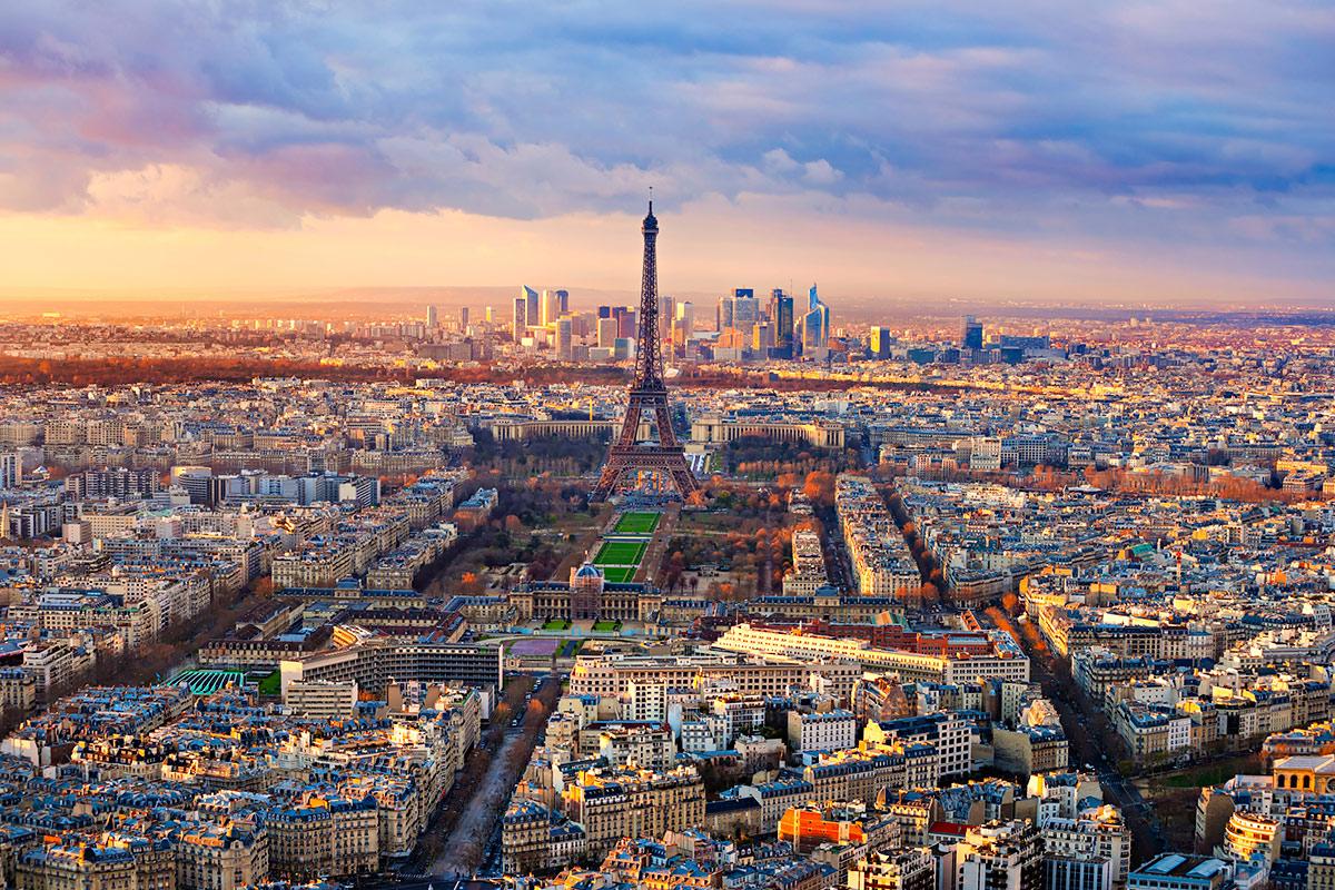 paris - 10 лучших городов для путешествий с детьми