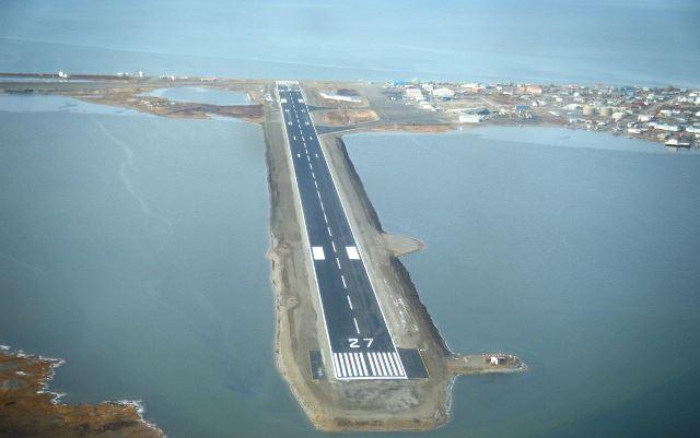 Климатические изменения и структура аэропортов