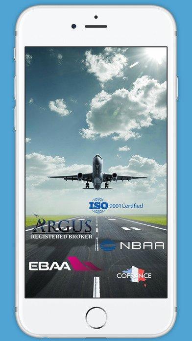 Аренда частного самолета мобильное предложение
