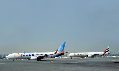 Emirates и flydubai открывают больше направлений