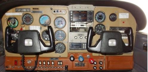 sky - Новая авионика для старой Cessna A185F Skywagon