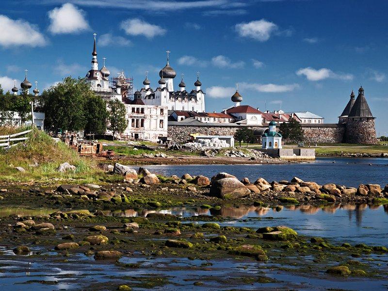 Туристические объекты Карелии