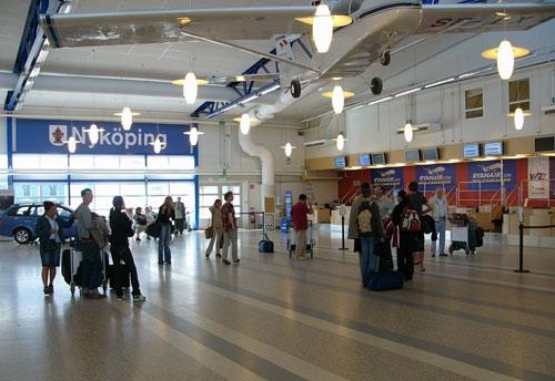 stockholm skavsta2 - Аэропорт Скавста эвакуировали