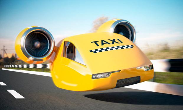 taxi - Летающие такси от Uber и NASA