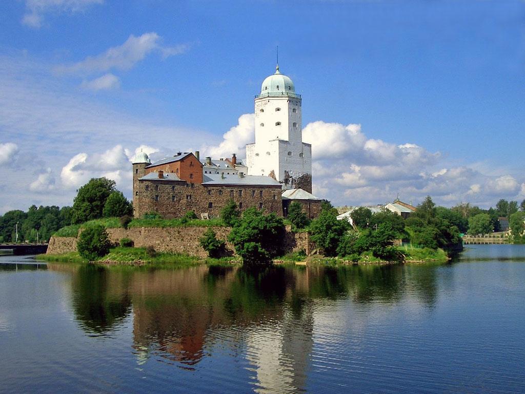 vybork zamok - Выборгский замок