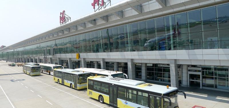 wenzhou - Аэропорт Вэньчжоу Китай коды IATA: WNZ, ICAO: ZSWZ