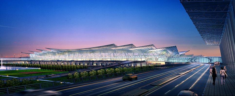 xian - Аэропорт Сяньяне Китай коды IATA: XIY, ICAO: ZLXY