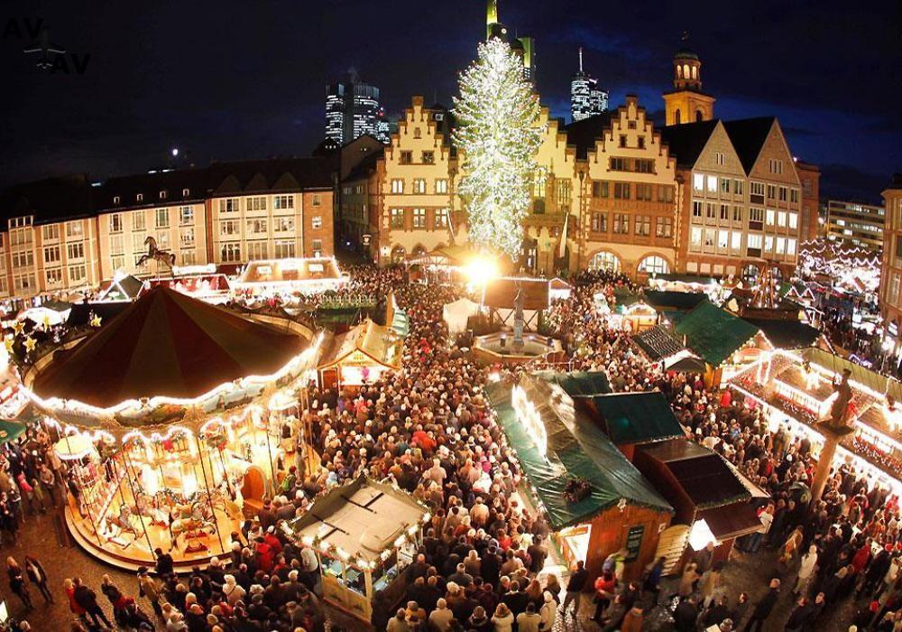Организуете отдых во Франции и думаете провести здесь рождественские каникулы? Если вам нужны дополнительные причины, то вот целых 12.