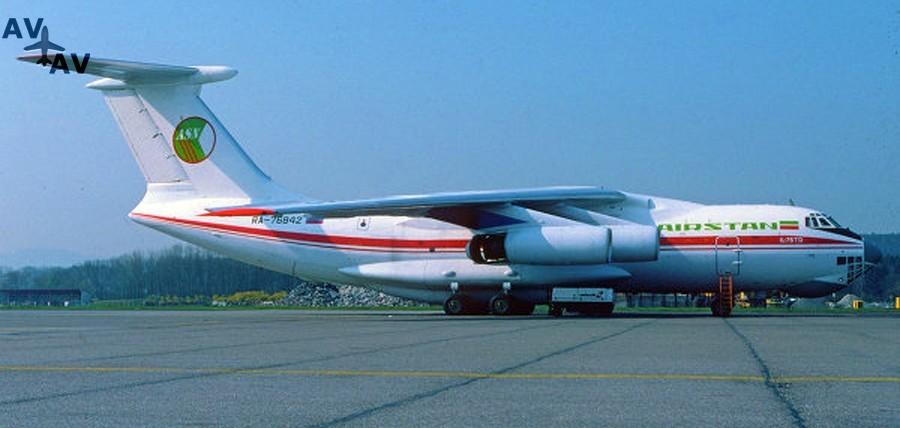 3372433 900 - «Кандагар»: история захвата Ил-76