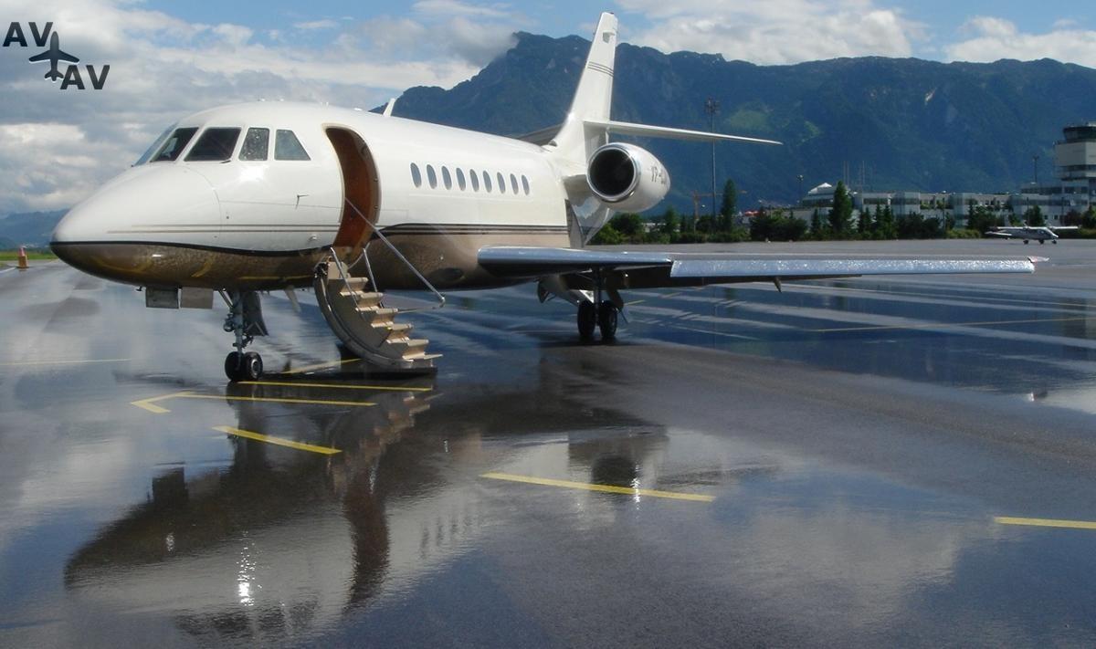 4 1 - Что происходит на борту частных самолетов