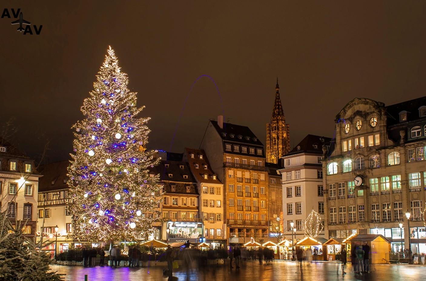 52 0 - 12 причин провести рождественские каникулы во Франции