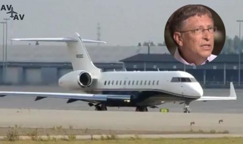 7a07c1 - 16 частных самолетов, которыми владеют наши любимые знаменитости