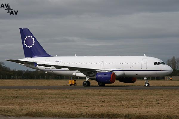 A319 PrivateFly AA1642 - ЧАРТЕР A319 - Аренда