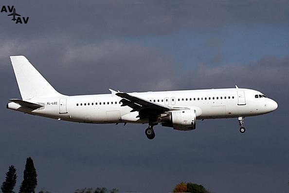 A320 PrivateFly AA1633 - ЧАРТЕР A320 - Аренда
