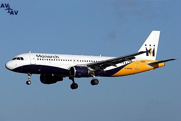 A320 PrivateFly AA1679 - ЧАРТЕР A320 - Аренда