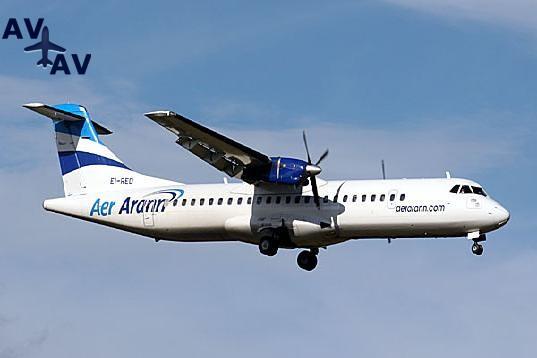 ATR72 PrivateFly AA1446 - Charter a ATR72 - Аренда