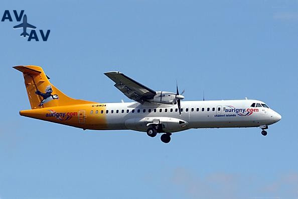 ATR72 PrivateFly AA1458 - Charter a ATR72 - Аренда
