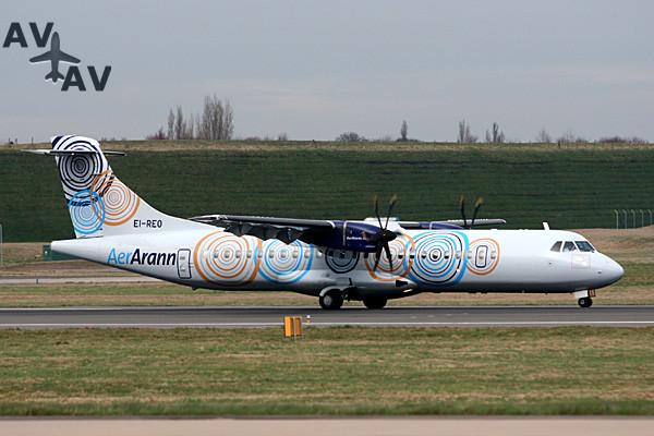 ATR72 PrivateFly AA1481 - Charter a ATR72 - Аренда