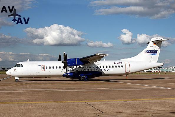 ATR72 PrivateFly AA1493 - Charter a ATR72 - Аренда
