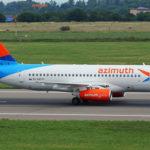 """AZIMUT 150x150 - Авиакомпания """"Азимут"""" выйдет на международные маршруты"""