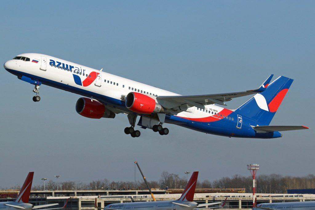AZUR air 1024x683 - AZUR air будет выполнять прямые рейсы из Кольцова на Шри-Ланку