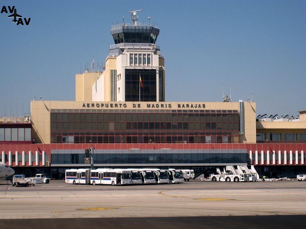 Aeropuerto de Madrid Barajas   Exterior 02 1024x768 - Суд отменил забастовку в аэропорте «Мадрид-Барахас»