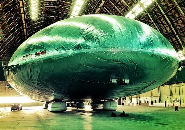 Aeroscraft ML866 - Десятка самых различающихся самолетов мира