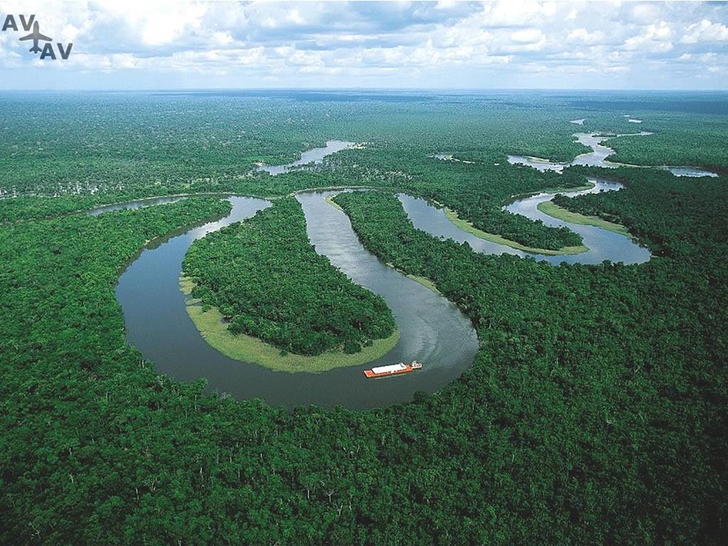 Амазонка - королева рек