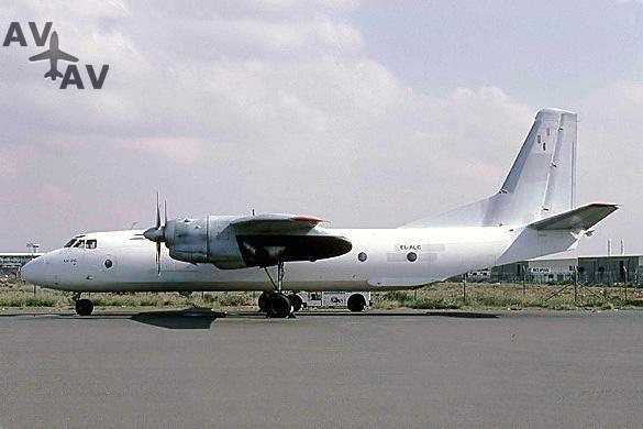 An 26 PrivateFly AA1516 - Charter a An 26 - Аренда