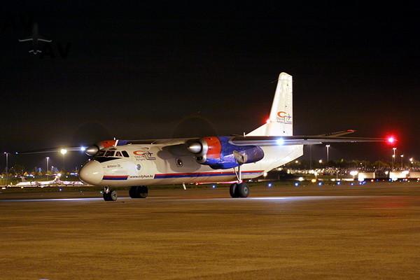 An 26 PrivateFly AA5869 - Charter a An 26 - Аренда