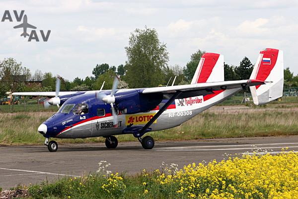 An 28 PrivateFly AA1499 - Charter a An 28 - Аренда