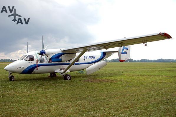 An 28 PrivateFly AA1522 - Charter a An 28 - Аренда