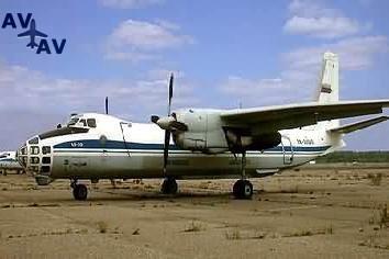An 30 PrivateFly AA1508 - Charter a An 30 - Аренда