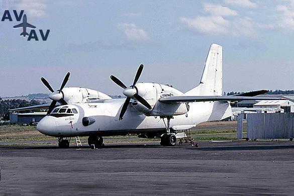 An 32 PrivateFly AA1557 - Charter a An 32 - Аренда