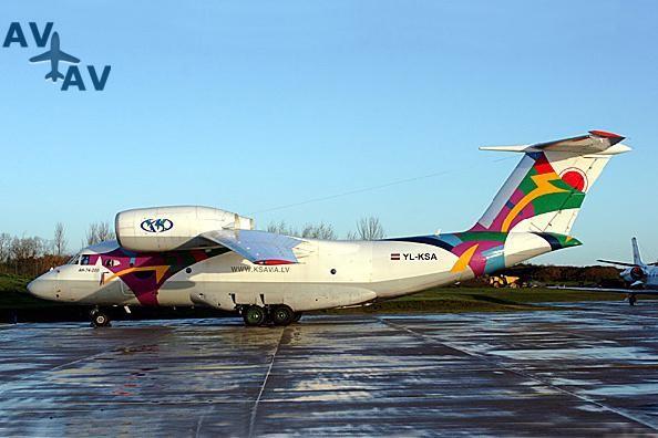 An 74 PrivateFly AA1505 - Charter a An 74 - Аренда