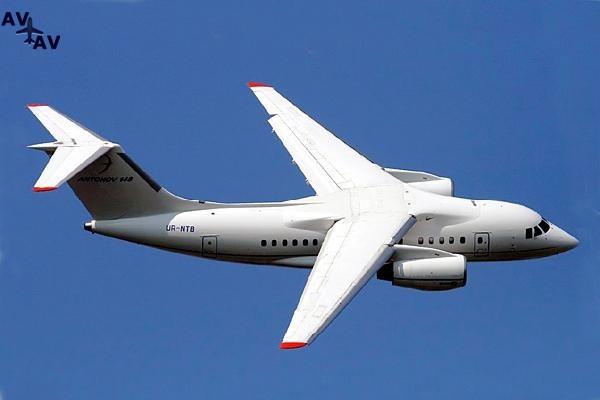 An148 PrivateFly AA1464 - Charter a An148 - Аренда