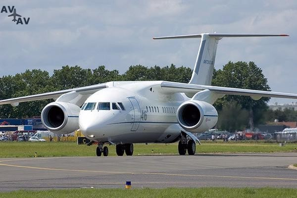 An148 PrivateFly AA1552 - Charter a An148 - Аренда