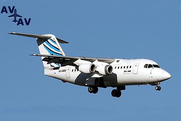 BA146 100 Avro RJ70 PrivateFly AA1483 - Charter a BA146-100/Avro RJ70 - Аренда