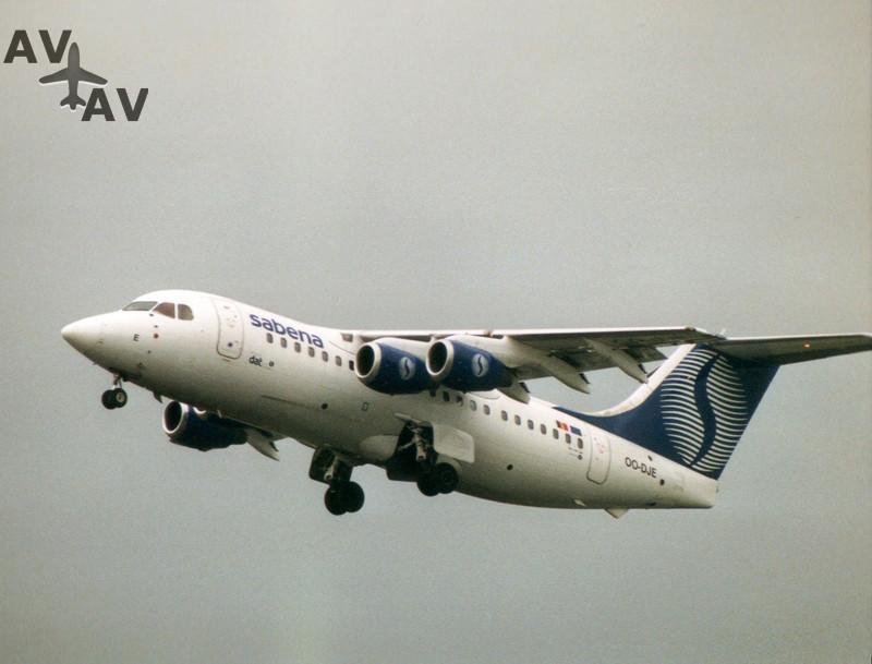 BA146 200 Avro RJ85 PrivateFly AA6037 - Charter a BA146-200 / Avro RJ85 - Аренда