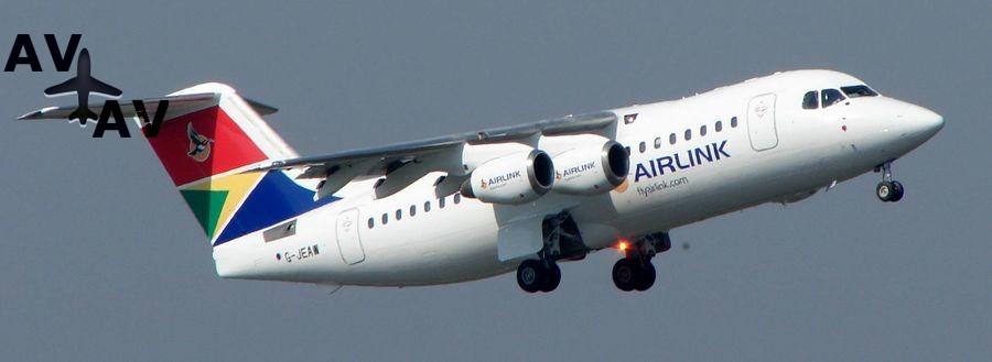 BA146 200 Avro RJ85 PrivateFly AA6038 - Charter a BA146-200 / Avro RJ85 - Аренда