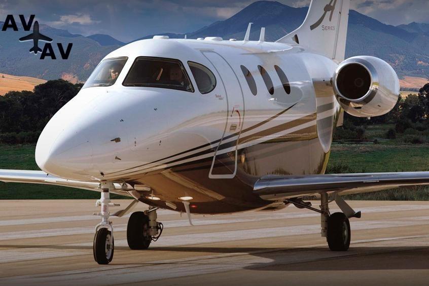 Beech 390 Premier 1 PrivateFly AB1068 - Charter a Beech 390 Premier 1 - Аренда
