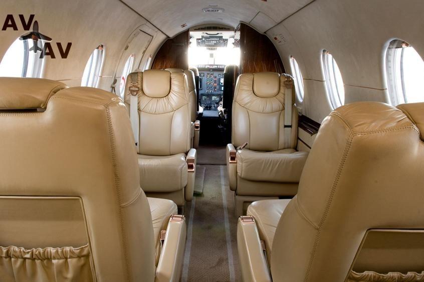 Beechjet 400 PrivateFly AA9960 - Charter a Beechjet 400 - Аренда