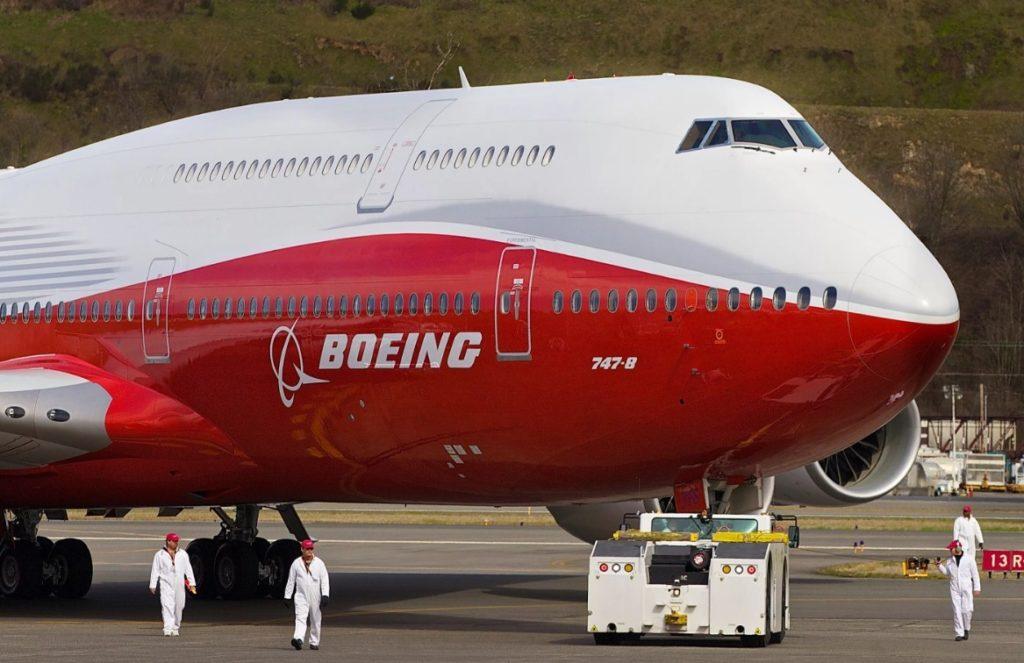 Boeing 1024x663 - США хотят запретить продажу Boeing и Airbus Ирану