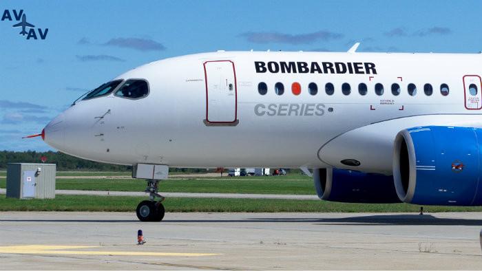 Bombardier 16 9 - США установили пошлины на экспортируемые самолеты Bombardier в размере 292%
