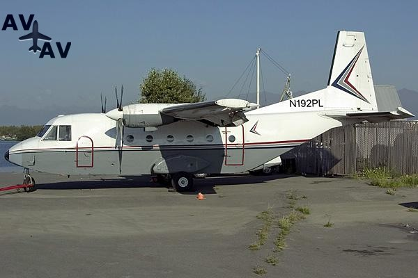 CASA C 212 PrivateFly AA1513 - Charter a CASA C-212 - Аренда
